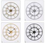 Đồng hồ treo tường trang trí phong cách Bắc Âu ấn tượng 1288 màu đồng
