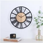 Đồng hồ treo tường trang trí phong cách Bắc Âu ấn tượng YX2051