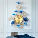Đồng hồ treo tường trang trí 3D cho không gian hiện đại thêm ấn tượng 2105