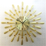 Đồng hồ treo tường cho không gian hiện đại thêm ấn tượng BS8178C-48V