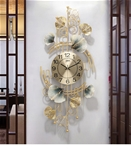 Đồng hồ treo tường trang trí 3D cho không gian hiện đại thêm ấn tượng BS912