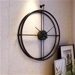 Đồng hồ treo tường trang trí phong cách Bắc Âu ấn tượng YX2041 size 55cm