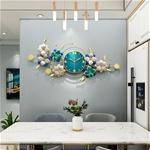 Đồng hồ treo tường trang trí decor ấn tượng mã 2905