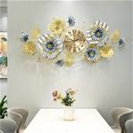 Đồng hồ treo tường trang trí 3D cho không gian hiện đại thêm ấn tượng 2911-120