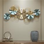 Đồng hồ treo tường trang trí decor ấn tượng mã 8815