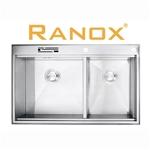 Topmount Sink 6mm RN4161 - Bồn rửa chén cao cấp RANOX siêu dày