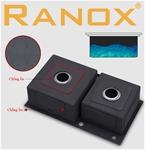Chậu vòi rửa chén RANOX RN4670 - Nhập Khẩu Hàn Quốc