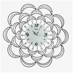 Đồng hồ trang trí pha lê thiết kế hiện đại, ấn tượng HQ859