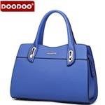 Túi xách nữ DOODOO kiểu dáng trang nhã tôn lên nét sang trọng, quý phái của phái nữ