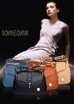 Túi xách da nữ sành điệu và nổi bật M025- bộ sưu tập xuân hè HOT 2015
