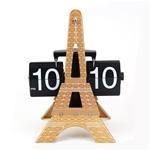 Đồng hồ thiết kế hình tháp Eiffel HY-F021-B mang đến cảm hứng sáng tạo với phong cách lạ mắt, độc đáo