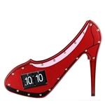 Đồng hồ để bàn hình chiếc giày cao gót độc đáo HY-F084