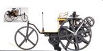 Đồng hồ dạng xe đạp DIY HY-G086