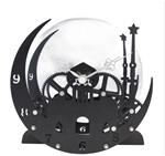 Đồng hồ để bàn tháp mặt trăng kích hoạt bánh xe HY-G118