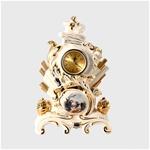Đồng hồ sứ cao cấp JDA490