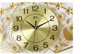 Đồng hồ trang trí hình quạt bắt mắt- Bảo hành lên tới 5 năm BS1517-62