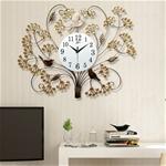 Đồng hồ treo tường hình cây hoa kết trái đặc biệt ấn tượng và sang trọng BS3123-DE