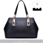 Túi xách nữ cao cấp thương hiệu Bisa phong cách châu âu, thu hút mọi ánh nhìn 0882