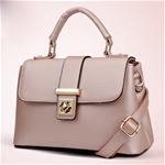Túi xách thời trang cao cấp AIBKHK làm từ chất liệu da thật siêu mềm - mang phong cách Châu Âu S9157