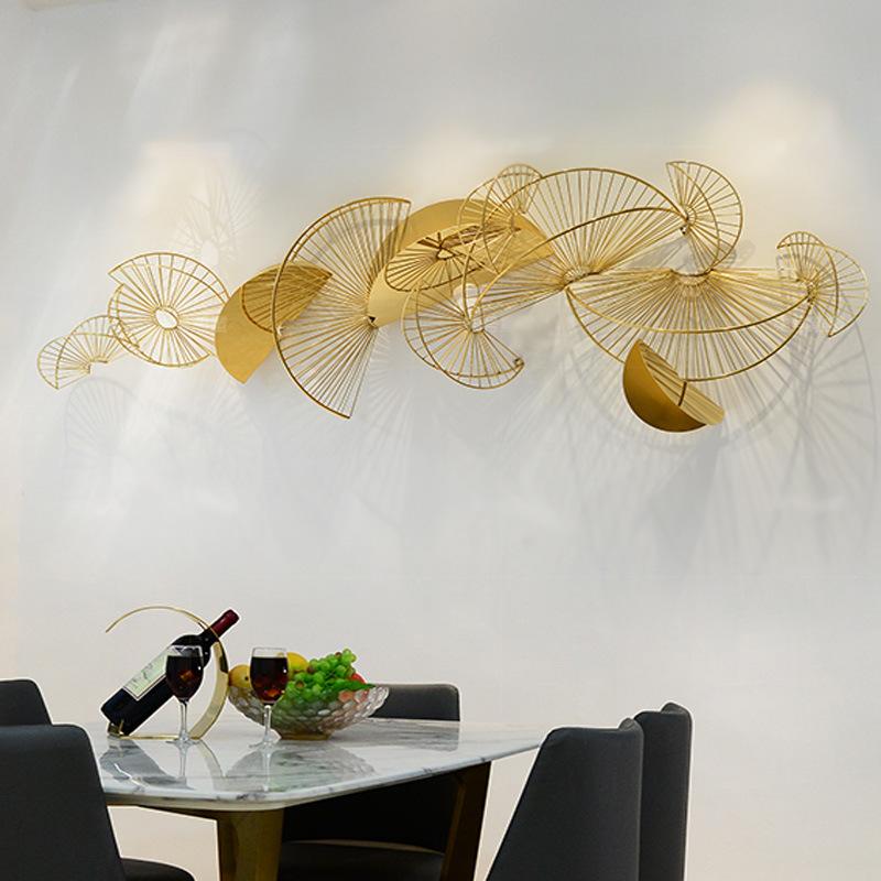 Bộ decor trang trí 3D cách điêu tuyệt đẹp cho không gian thêm sống động đầy ấn tượng FAN-2129 khổ 1,5m