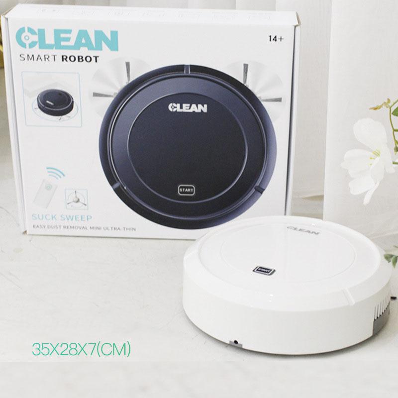 Robot hút bụi tự động thông minh cho ngôi nhà luôn sạch bong XFX-003