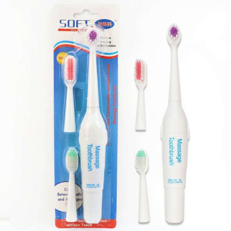 Bàn chải đánh răng điện du lịch tiện lợi cho cuộc sống năng động DL011