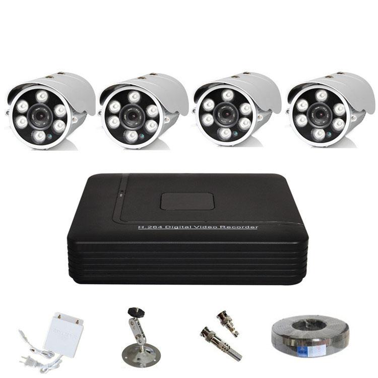 Bộ Camera quan sát thông minh cho ngôi nhà hiện đại YD-JK004