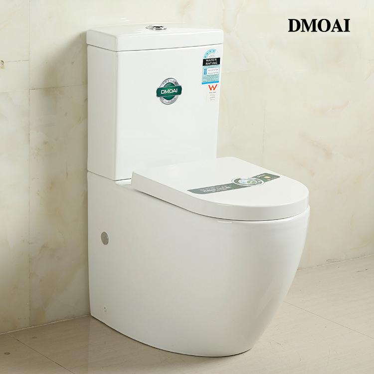 Bồn cầu DMOAI hàng thiết bị vệ sinh cao cấp cho phòng tắm F3008
