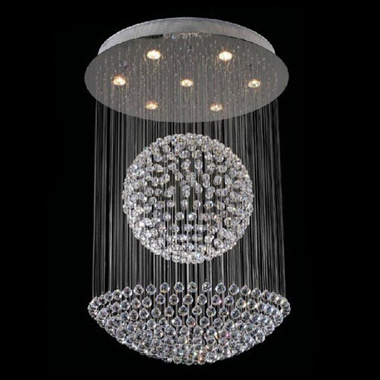 Đèn trang trí pha lê cao cấp nổi bật không gian nội thất YD8006-8