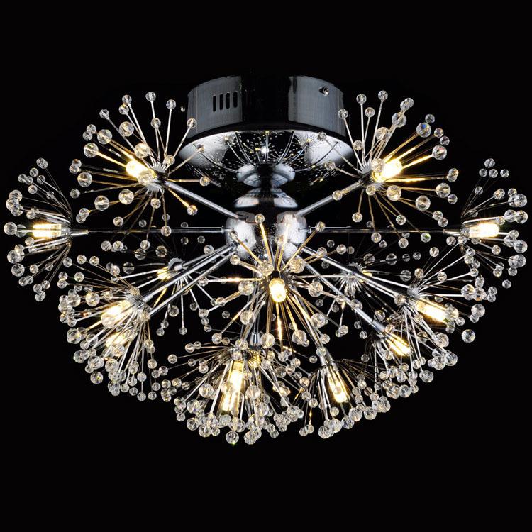 Đèn trang trí pha lê cao cấp nổi bật không gian nội thất YD8135