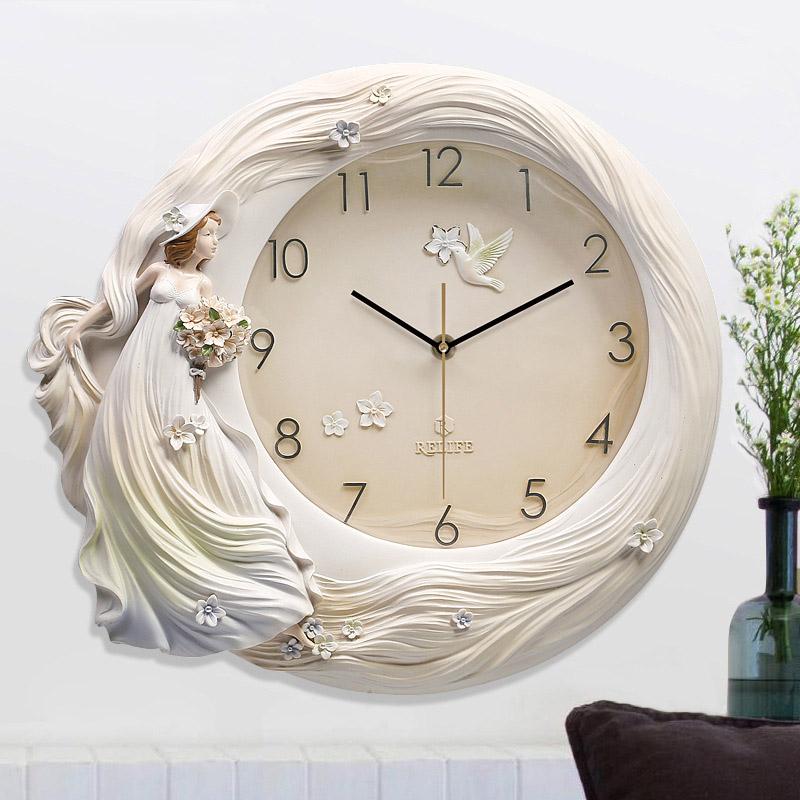 Đồng hồ thiết kế nghệ thuật cho không gian thêm ấn tượng ZB0003