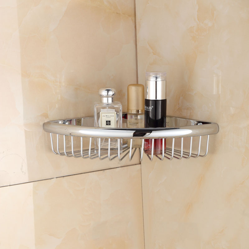 Kệ để đồ góc cho nhà tắm thêm hiện đại & cao cấp C11