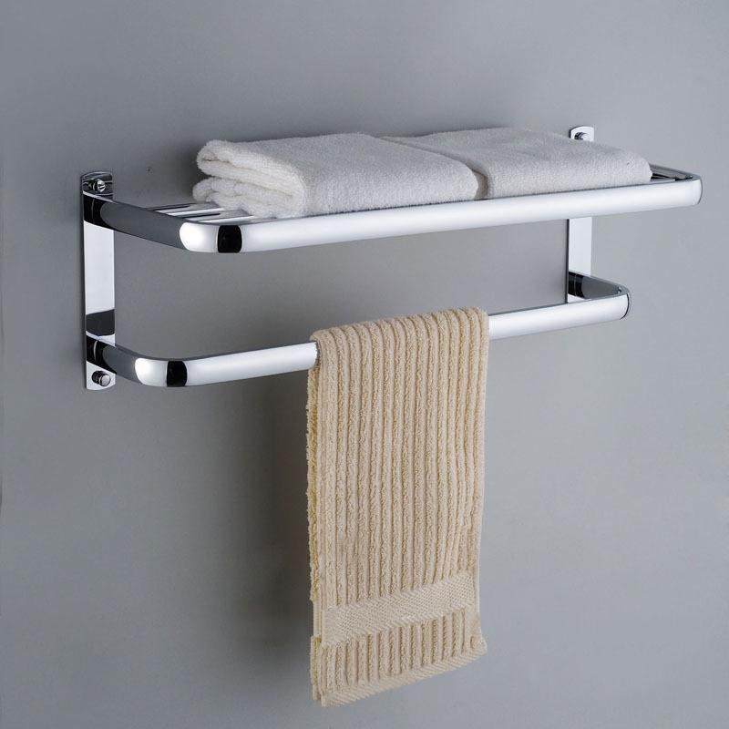 Giá treo khăn inox304 cao cấp vô cùng tiện lợi cho phòng tắm 9021