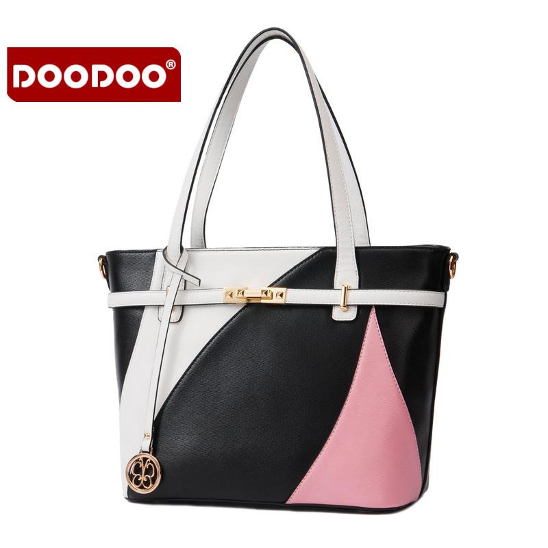 Túi xách nữ DooDoo D6152 ấn tượng thời trang hiện đại đầy sức quyến rũ