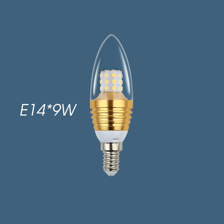 Bóng đèn E14*9W tiện dụng cho gia đình SMD2835
