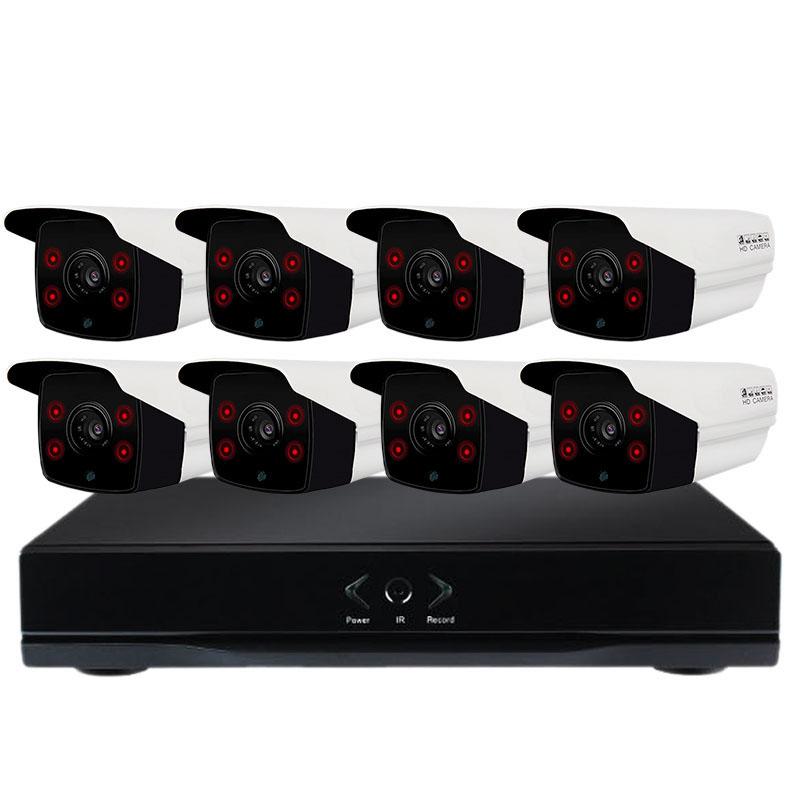 Bộ Camera HD 6 siêu nét quan sát thông minh cho ngôi nhà hiện đại A7413IR