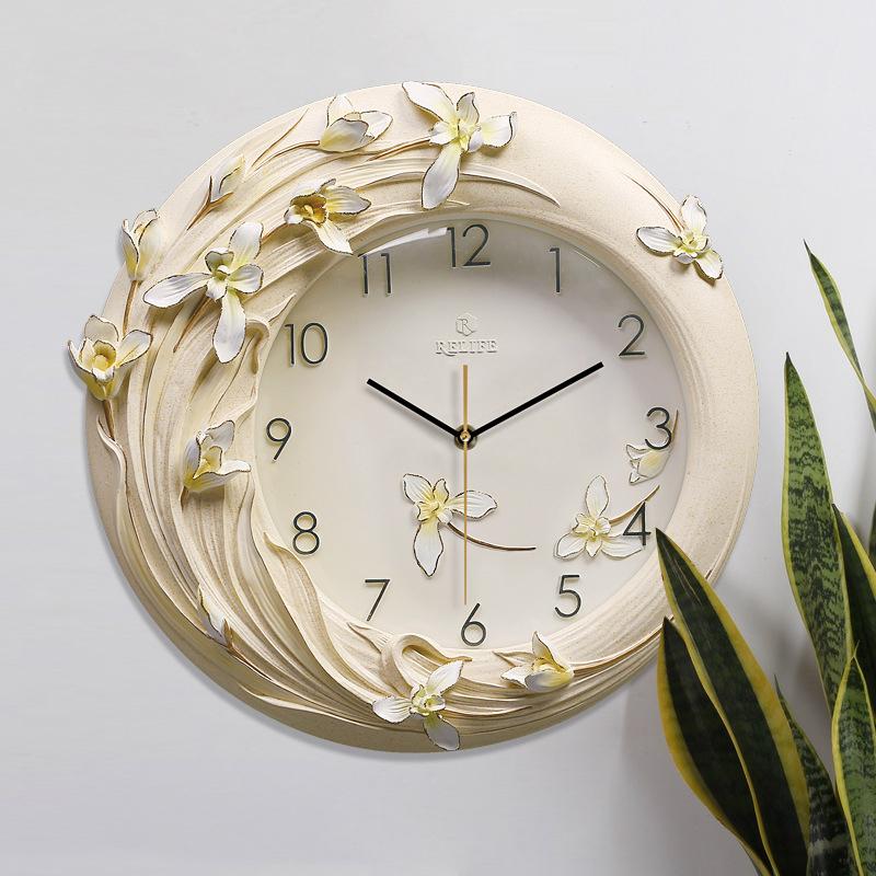 Đồng hồ thiết kế nghệ thuật cho không gian thêm ấn tượng ZB0004