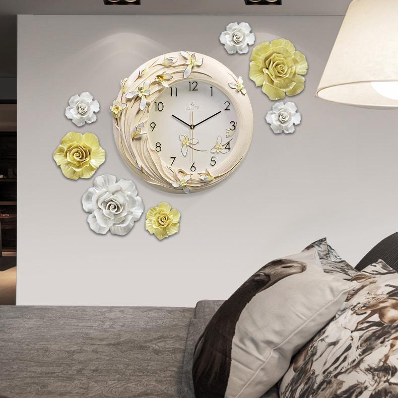 Đồng hồ thiết kế nghệ thuật cho không gian thêm ấn tượng ZB0004B