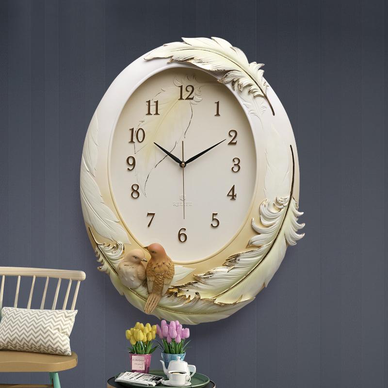 Đồng hồ thiết kế nghệ thuật cho không gian thêm ấn tượng ZB0018