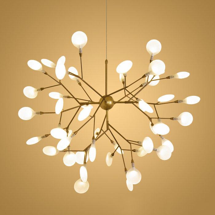 Đèn thả trần thiết kế hiện đại ấn tượng mang đến vẻ đẹp đầy cuốn hút V-110