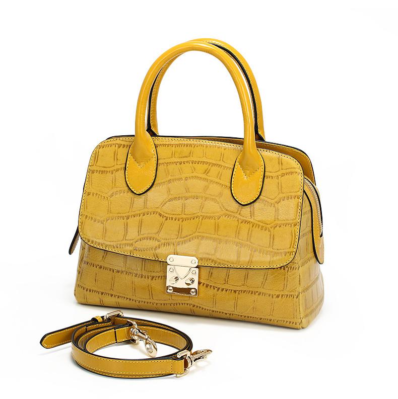 Túi xách nữ da cá sấu 71036 sang trọng, đẳng cấp đầy ấn tượng bảo hành 5 năm