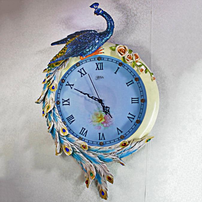 Đồng hồ treo tường phong cách Châu Âu sang trọng đẳng cấp BS8006-X