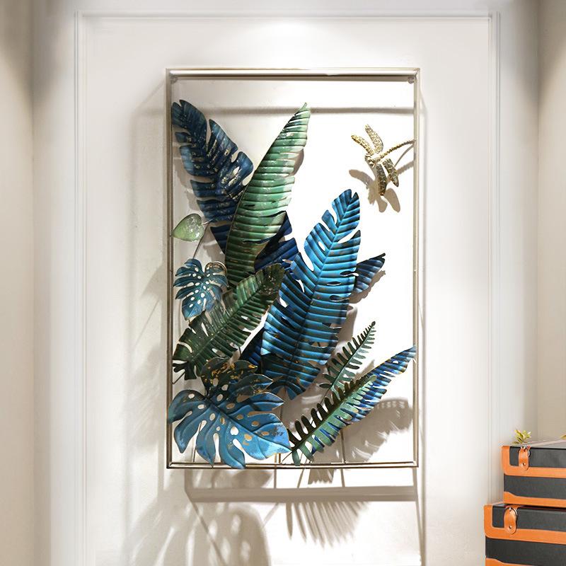Bộ cây nhiệt đới trang trí 3D cách điêu tuyệt đẹp cho không gian thêm sống động đầy ấn tượng SM3483