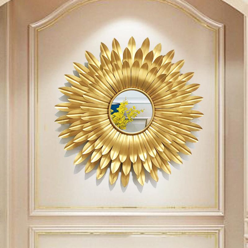 Hoa trang trí 3D thiết kế gương cách điệu cho không gian thêm sống động đầy ấn tượng DIY22-100