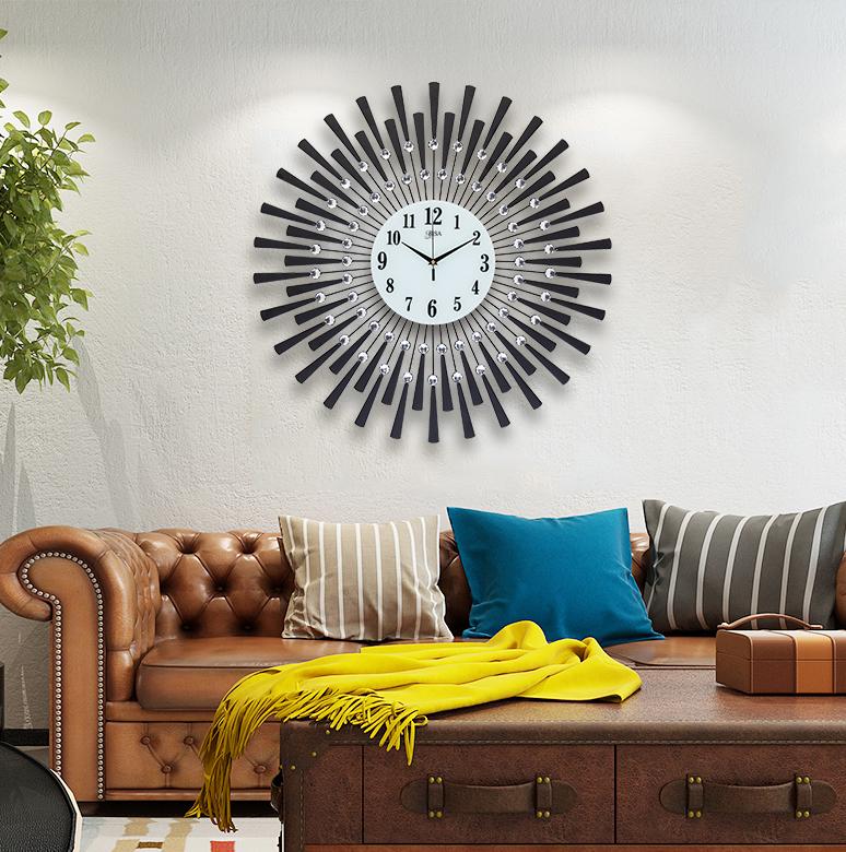 Đồng hồ treo tường thiết kế sang trọng hiện đại cho không gian thêm ấn tượng BS60002_75