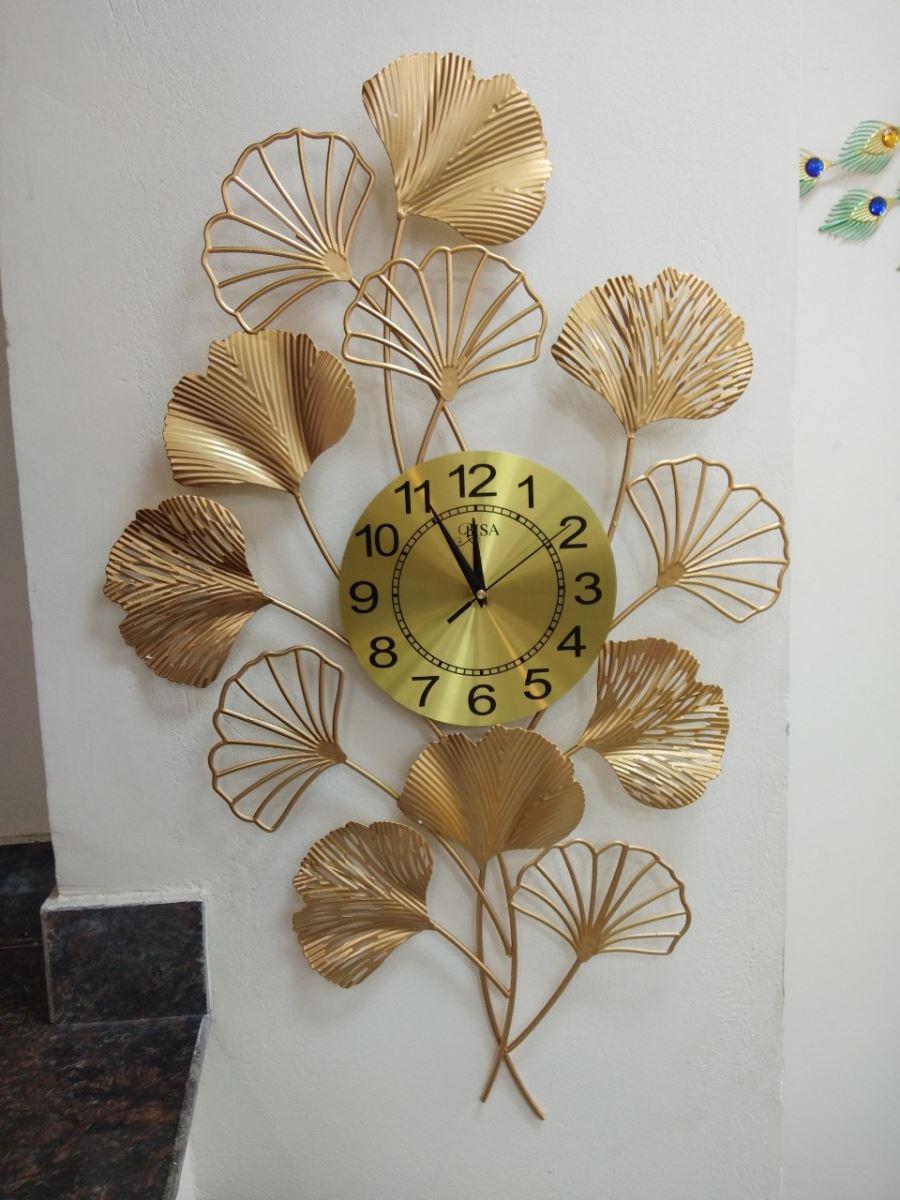 Đồng hồ treo tường cành cây A96
