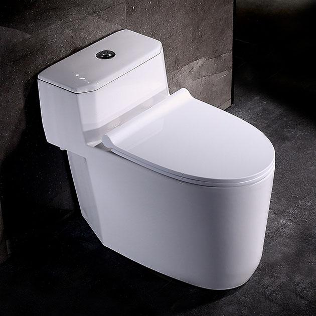 Bồn cầu vệ sinh thông minh đặc biệt khử mùi cho môi trường vệ sinh luôn tươi mới và trong lành YF2240 khoảng cách hố 30cm nhựa PP