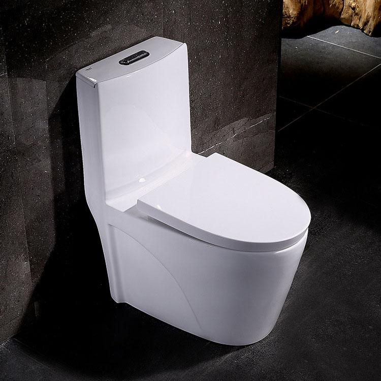 Bồn cầu vệ sinh thông minh tiết kiệm nước siêu xoáy YF2241 khoảng cách hố 30cm ure-phomaldehyd
