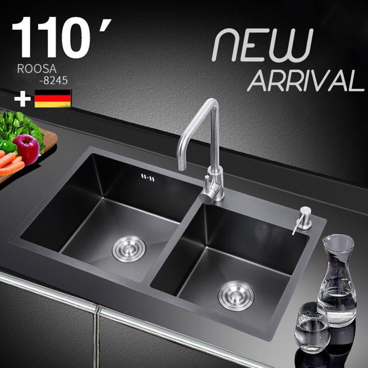Chậu rửa thiết kế tinh tế tuyệt đẹp cho không gian bếp hiện đại 8245