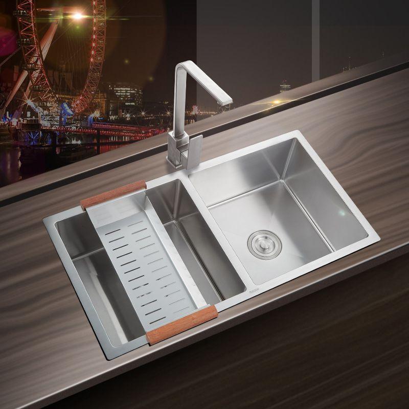 Chậu rửa thiết kế tinh tế tuyệt đẹp cho không gian bếp hiện đại 8546